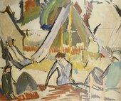 Vanessa Bell Summer Camp 1913