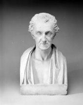 John Gibson, Bust of a Gentleman c.1830–40