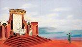 Anselm Kiefer Heroic Symbol VIII (Heroisches Sinnbild VIII) 1970