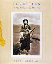 Cover of Kurdistan: In the Shadow of History by Susan Meiselas, New York 1997