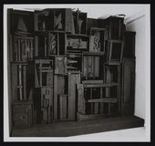 Louise Nevelson, Moonscape II 1958