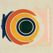 Kenneth Noland, No. One 1958