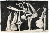 Pablo Picasso, The Crucifixion 1932