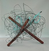 James Rosenquist Tumbleweed 1963–6