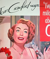 James Rosenquist Untitled (Joan Crawford Says...) 1964