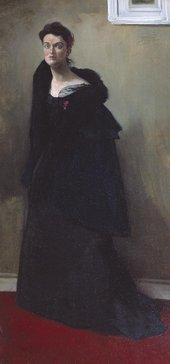 William Rothenstein Miss Edith Lockyer Williams 1893