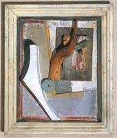 Kurt Schwitters, Relief in Relief c.1942–5