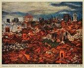 Bernard Perlin, Bombed Yokohama 1945