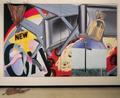 James Rosenquist Nomad 1963