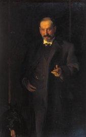John Singer Sargent, Asher Wertheimer 1898