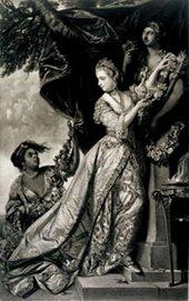 Edward Fisher after Joshua Reynolds Lady Elizabeth Keppel 1761