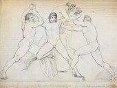 John Flaxman Prometheus Bound 1794