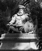 Edward Onslow Ford Maharajah Lakshmeshwar Singh 1899 Dalhousie Square, Kolkata (Calcutta)