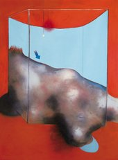 Francis Bacon Sand Dune