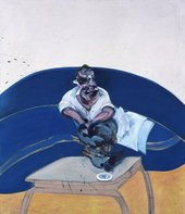 Francis Bacon Self-Portrait 1963