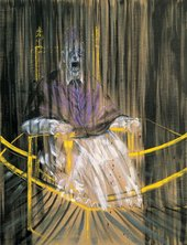 Francis Bacon Study after Velazquez Portrait of Pope Innocent Ten 1953