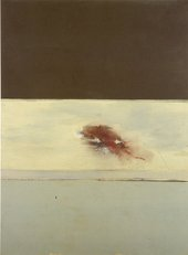 Francis Bacon Blood on Pavement 1988
