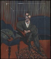 Francis Bacon, Seated Figure 1961