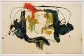 Helen Frankenthaler Untitled  1961