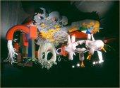 Matt Franks, transcendent plastic infinite 2002
