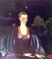 Frida Kahlo Portrait of Alicia Galant