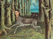 Frida Kahlo The Little Deer