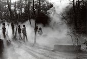 Fujiko Nakaya - Fogfalls #47626, Showa Kinen Park, 1982