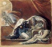 Henry Fuseli The Changeling 1780
