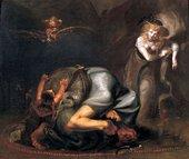 Henry Fuseli The Mandrake: A Charm circa 1785