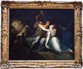 Henry Fuseli Percival Delivering Belisane