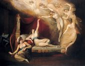 Henry Fuseli Queen Katherine's Dream