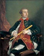 Gainsborough William Wollaston about 1759