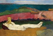 Paul Gauguin The Loss of Virginity 1890-1891