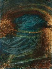 George Frederic Watts The Sower of the Systems c.1902