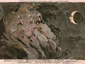 James Gillray Wierd Sisters; Ministers of Darkness; Minions of the Moon