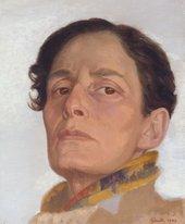 Gluck (Hannah Gluckstein), Self-Portrait, 1942 Collection & © National Portrait Gallery, London