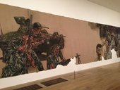Leon Golub Vietnam II 1973, Tate Modern collection displays