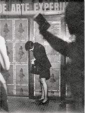 Graciela Carnevale Cycle of Experimental Art  1968 outside action