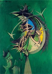 Graham Sutherland Thorn Head 1946