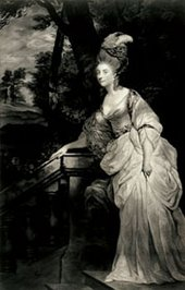 Valentine Green after Joshua Reynolds The Duchess of Devonshire 1780