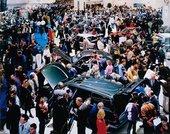 Andreas Gursky Autosalon Paris 1993