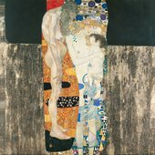 Gustav Klimt Die drei Lebensalter 1905