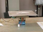 Fig.14 Mini vacuum table.