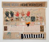 Margaret Harrison, Homeworkers 1977