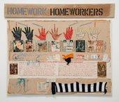 Margaret Harrison, Homeworkers 1977