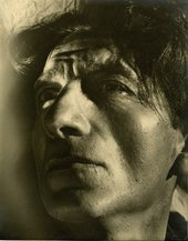 Helmar Lerski Beggar from Saxony 1928–31