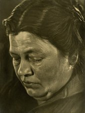 Helmar Lerski Old Working Woman from Germany 1928–31
