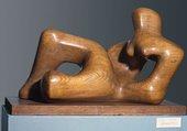 Henry Moore Reclining Figure, 1936
