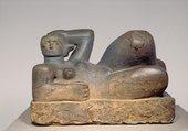 Henry Moore Reclining Figure 1929