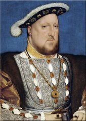 Hans Holbein Henry VIII